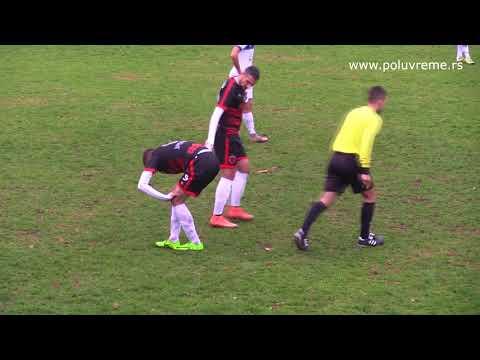 FK Železničar - FK Radnički (Zr) 4:1