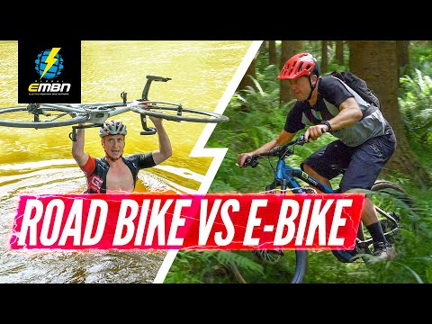 What's The Toughest Lunch Ride? | EMBN vs GCN