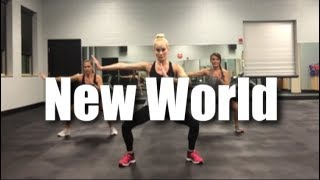 Krewella and Yellow Claw featuring Vava - New World | Cardio Party Mashup Fitness