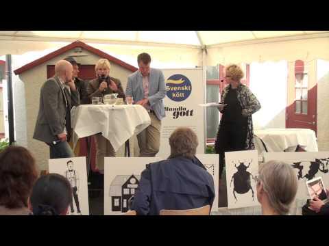Debatt med Svenskt Kött i Almedalen 2013: Utan kossan stannar Sverige!