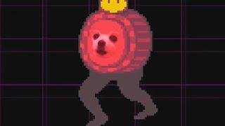DELTARUNE x Gabe the Dog REMIX - K. Round