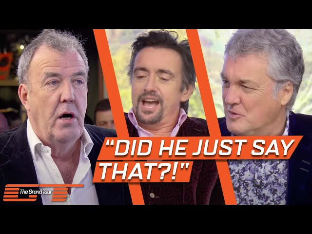 The Grand Tour: Scalextric