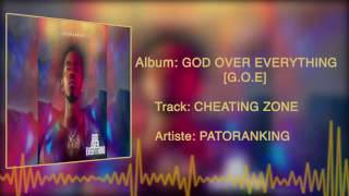 Patoranking - Cheating Zone [Official Audio]