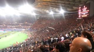 Roma - Cesena = 2-0 Tributo a Stefano & Cristian