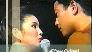 Ariel Rivera and Regine Velasquez Ikaw