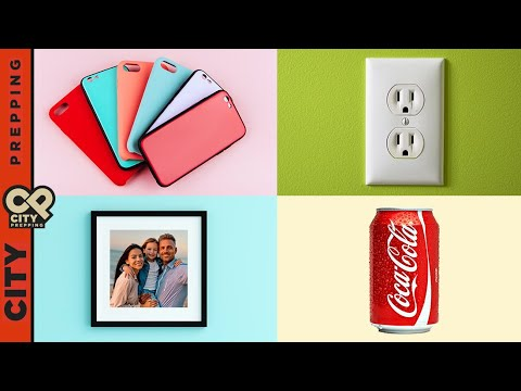 10 Easy Ways (DIY) to Hide Items in Your Home