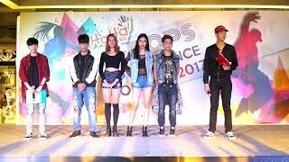 """170909 """"Apollo's"""" (Committee's comment) @ HAHA K-POPS Cover Dance Contest 2017"""