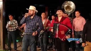 El Fantasma Ft. Canelos Jrs. Ft. Banda Los Populares Del Llano - El Caballero (En Vivo 2016)