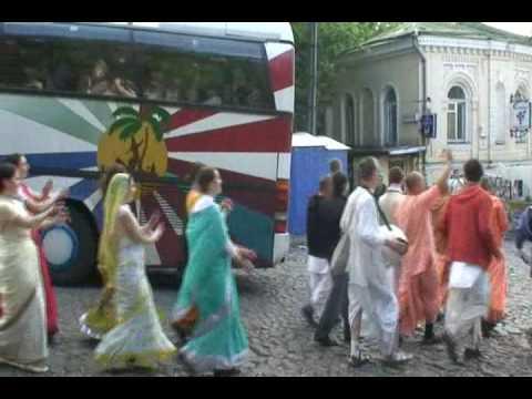 Hare Krishna in Kiev