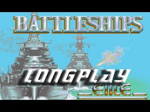 Battleships (Commodore Amiga) Longplay