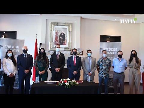 Video : L'ONG TIBU Maroc et la Société Royale d'Encouragement du Cheval s'allient