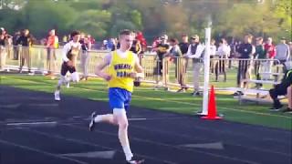 Joey Nelson win DVC 400m