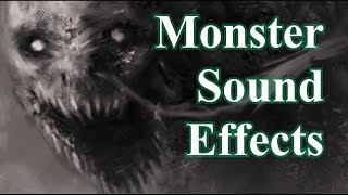 Monster Sound Effects