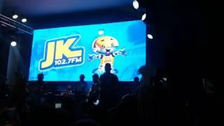 Zé Neto e Cristiano - Dorme junto e acorda separado- Acústico JK FM - Brasília 2017