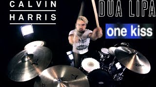 Calvin Harris, Dua Lipa - One Kiss (Drum Remix)