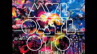 Coldplay - Up in flames(Subtitulada al español)(1080P)