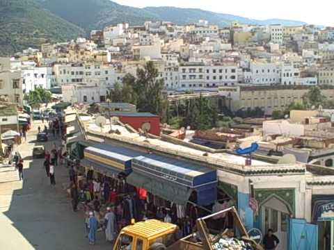 Mulay Idriss Panorama