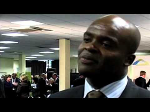 Kriss Akabusi Video