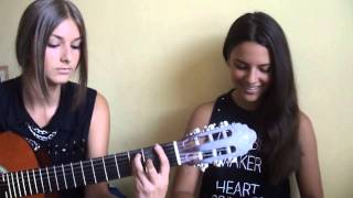Sanela i Lejla - Neka te odvede (cover)