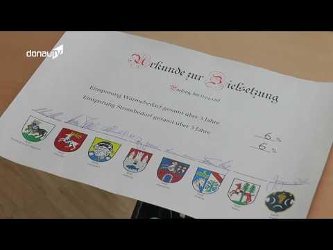 Donau TV: Ostbayerisches Energieeffizienznetzwerk in Pocking