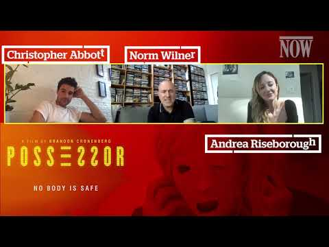 POSSESSOR lets Andrea Riseborough and Christopher Abbott fight for the same body