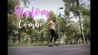 NUEVO COMBO FREESTYLE SLALOM!! // NEW FREESTYLE SALOM COMBO!