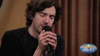 Snow Patrol - New York (Live at KFOG Radio)
