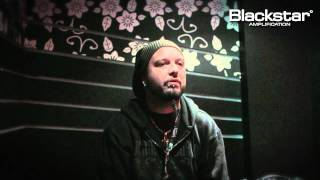 Blackstar Artist Spotlight: Silenoz of Dimmu Borgir