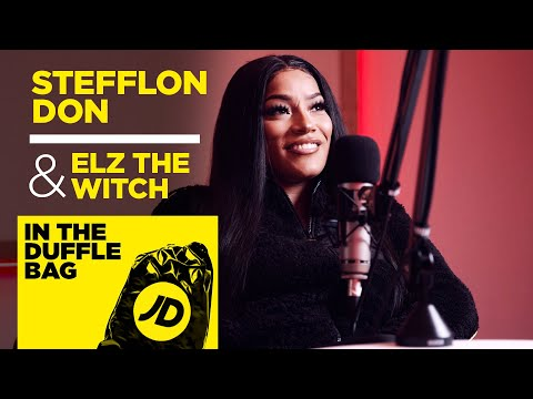 """jdsports.co.uk & JD Sports Voucher Code video: """"I Had Deals On The Table For A Year!"""" Stefflon Don & Elz The Witch 