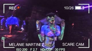 Melanie Martinez Scare Cam at Blood Manor