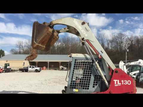 For Sale: Used Takeuchi TL130
