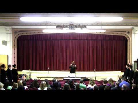 Hear My Prayer (Moses Hogan) - EOJAS
