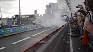 AMG F1 SC Burnout Rotterdam 2006
