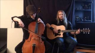 Wish You Were Here (Acoustic Cover with Cello by Benny Rosemeier and Jim Kleuser)