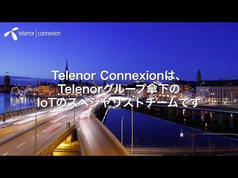Telenor Connexion:皆様のビジネスパートナー