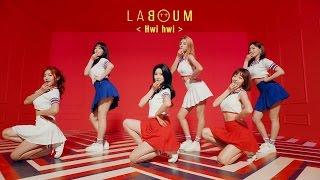 LABOUM(라붐) 'Hwi hwi'(휘휘) Performance MV Release…'상큼·발랄' (MISS THIS KISS, 유정, 소연, ZN, 해인, 솔빈, 율희)