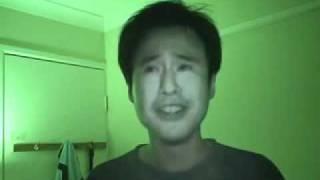 """Chinese man singing - """"Ti mene ne volis"""""""