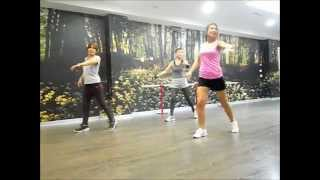 KEEP ON RISING - ZUMBA WARM UP (BY FRANCY & ZUMBA FRIENDS)