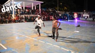 CST Dance Eliminatórias - Atuação do grupo Turma Quente