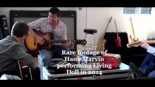 Living Doll - Cliff Richard & The Shadows (Michael Armstrong cover) with Hank Marvin