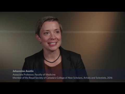 Royal Society - Jehannine Austin