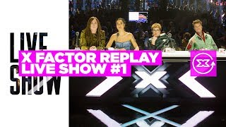 X Factor Replay | Live Show 1