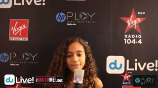 Yasmine; Age 12