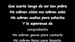 Floricienta: POBRES LOS RICOS Lyrics