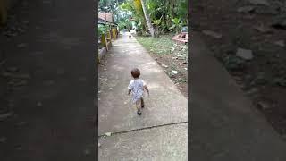 Baby lari lari