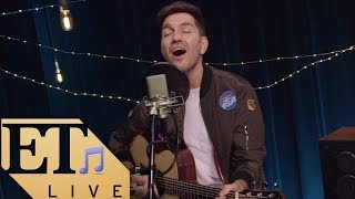 Andy Grammer performs 'Give Love' on ET LIVE