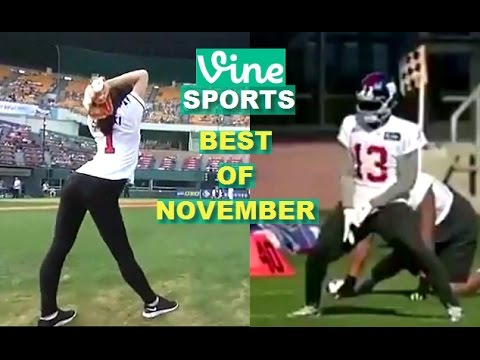 Best Sports Vines 2016   NOVEMBER   WEEK 1 & 2 Poster