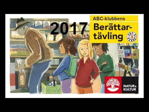 ABC klubbens Berättartävling 2017