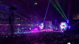 Coldplay Singapore 2017 - A Sky Full of Stars