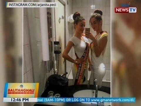 BT: 2 kandidata sa Miss Intercontinental 2019, kambal na napaghiwalay noong mga sanggol sila